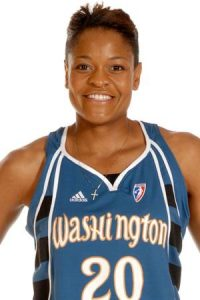 Washingtonian Favorites: Alana Beard