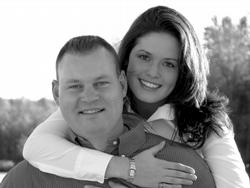 Save the Date: Julie and Jeffrey