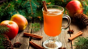 Buzzed: Toasted-Spice Apple-Cider Punch