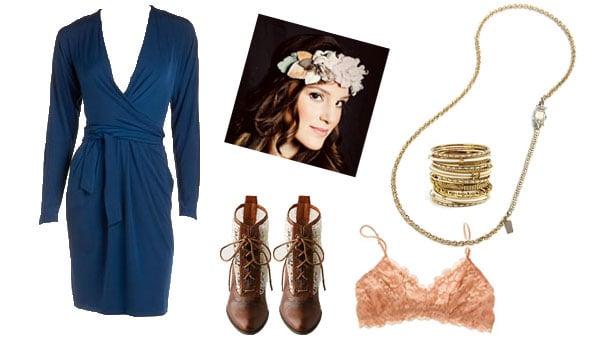 Bride with Style: A Blue Vintage Wedding Dress   Washingtonian