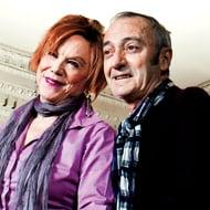 Rebecca and Hugo Medrano