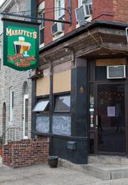 Mahaffey's Pub in Canton