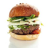 Liberty Tavern Burger