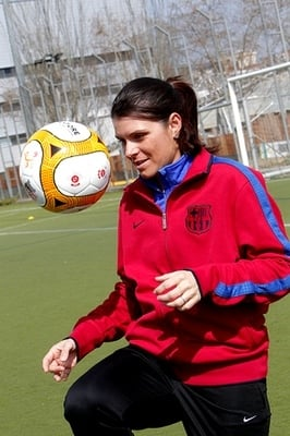 39eb5b32d8b Mia Hamm will be in town this weekend for the Celebrity Soccer Challenge.  Photograph courtesy of Global Sports Forum