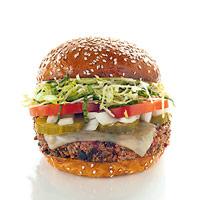 Woodmont Grill Veggie Burger