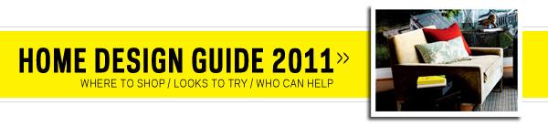 Home Design Guide 2011
