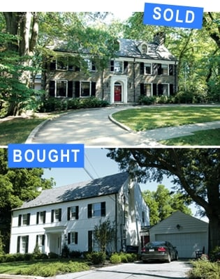 Luxury Homes: Tucker Carlson Trades His $4 Million House for a $2 Million One