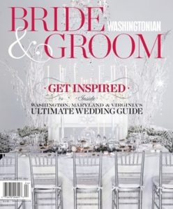 "Sneak Peek: ""Washingtonian Bride & Groom"""