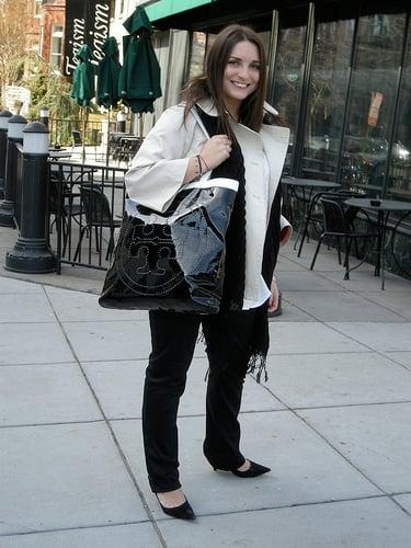 Sidewalk Style: Alison Cheyne