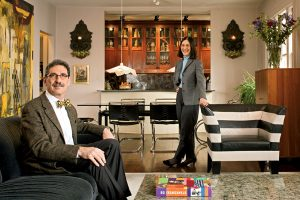 Amy Weinstein and Philip Esocoff: Creative on the Sixth Floor