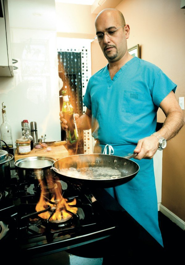 Is There a Doctor in the Kitchen?