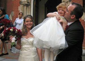 Erin's Engagement . . . Err, Erin's Wedding!
