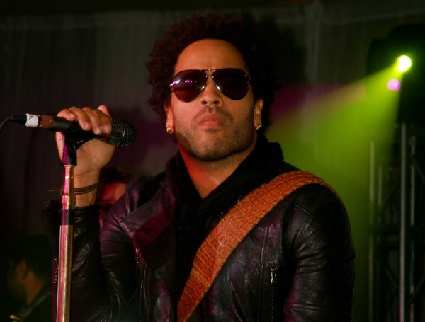 A Night Out: Kravitz Stars at Sizzling Knock-Out Gala