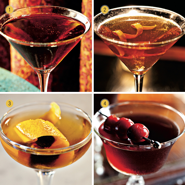 Four Manhattans You Should Try