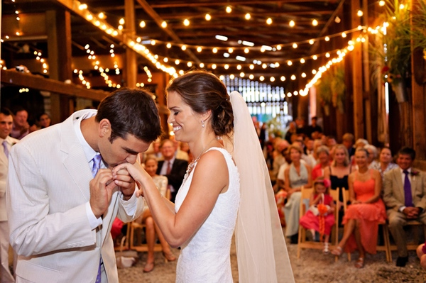 Another Hurricane Irene Wedding, River Farm Romance, and More