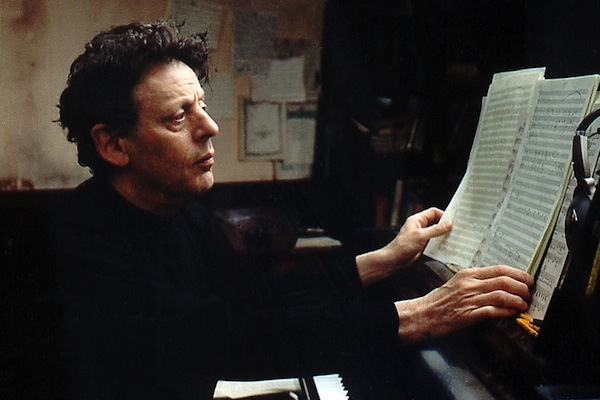 Concert Review: Philip Glass at the Phillips Collection