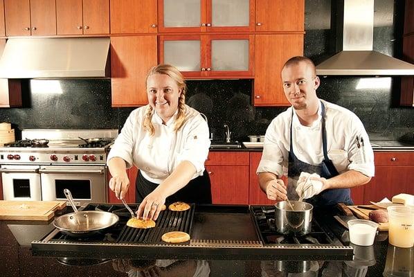 Birch & Barley Chefs Outfit Their Dream Kitchen