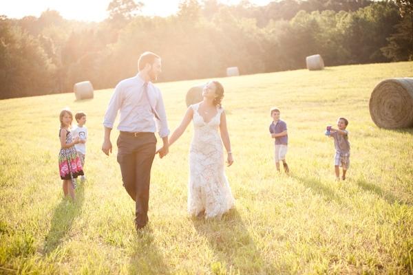 Modern, Rustic, and Vineyard Weddings