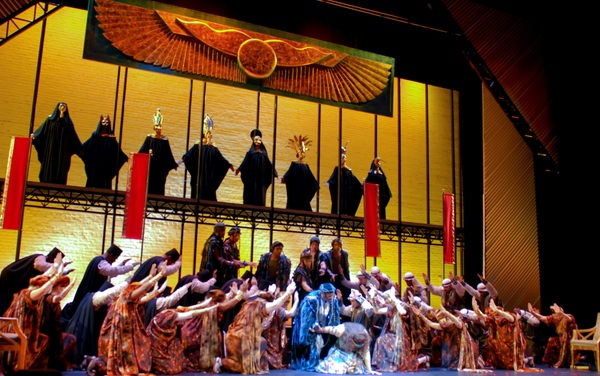 "Concert Review: Virginia Opera Performs ""Aida"""