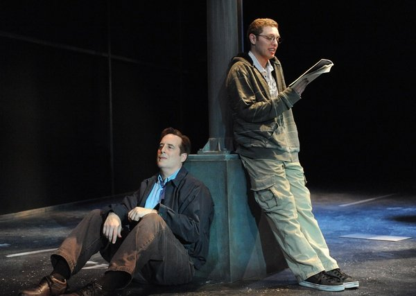 """Theater Review: """"A Bright New Boise"""" at Woolly Mammoth"""