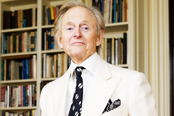 Tom Wolfe Attends Tom Wolfe, the Play