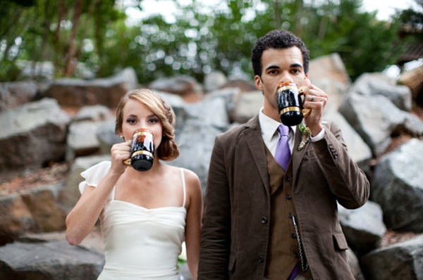 A Harry Potter Wedding Shoot and More