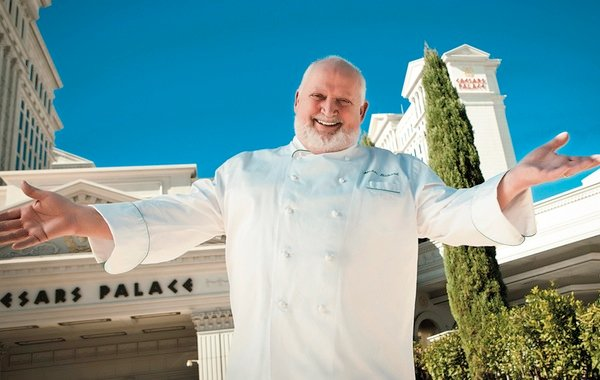 Michel Richard and Jose Andres Do Vegas