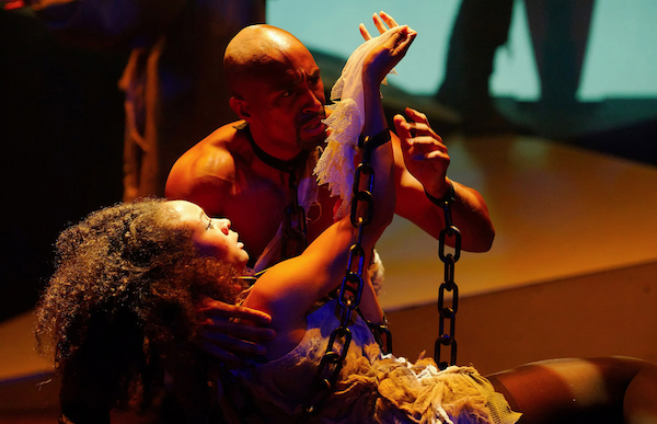 "Theater Review: ""Othello"" at Arlington's Synetic Theater"