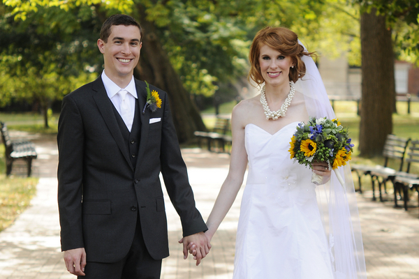 Real Weddings: Laura and Jesse