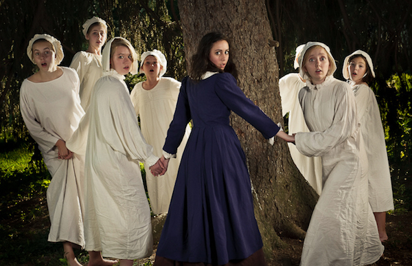 """Theater Review: """"The Crucible"""" at Keegan Theatre"""