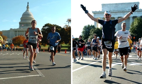 AIDS Walk Washington, Marine Corps Marathon, and Goblin Gallop: Fit Fun