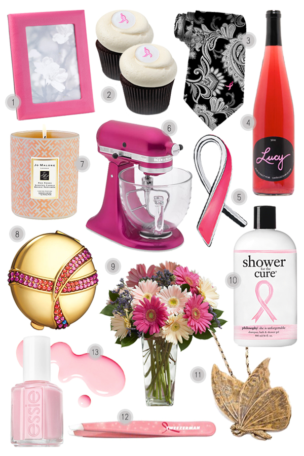 Think Pink: Breast Cancer Awareness Gifts