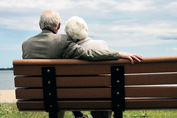 You're Never Too Old for Love