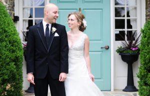 Real Weddings: Amanda and Michael