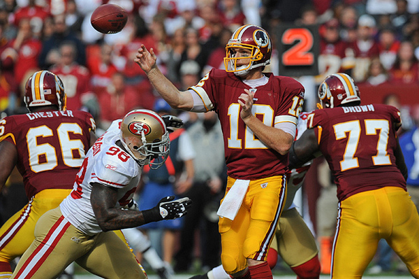 Shanahan's Seat Gets Hotter With Another Redskins Loss