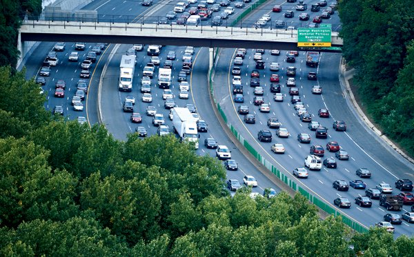 Can Washington Handle 30 More Years of Terrible Traffic?