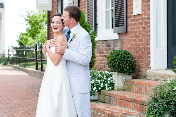Real Weddings: Kendra and Brent