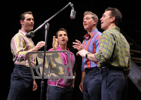 "Theater Review: ""Jersey Boys"" at the National Theatre"