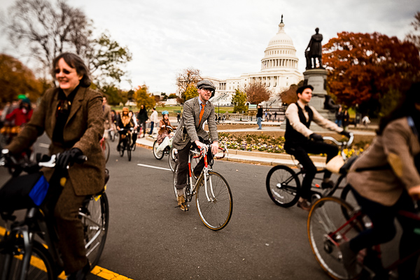 The Third Annual Tweed Ride (Pictures)