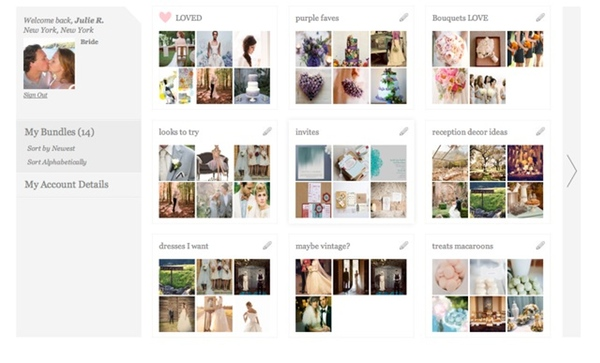 Search the Wedding Web with Lover.ly