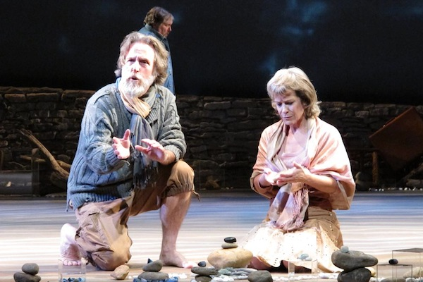 """Theater Review: """"STAY"""" at the Lansburgh Theatre"""