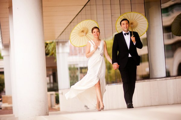 Real Weddings: Alice and Spencer