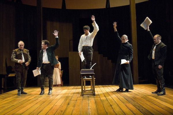 "Theater Review: ""Equivocation"" at Arena Stage"