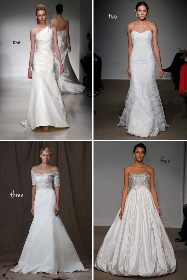 Anne Hathaway's Wedding Dress: Local Experts' Picks