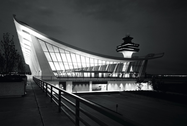 How Dulles Airport Brought Us into the Jet Age