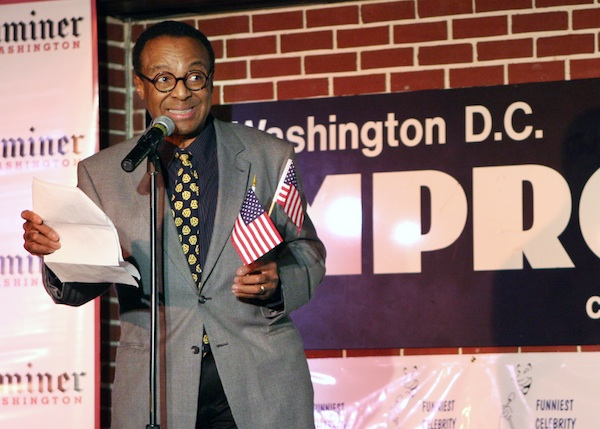Politicians and Reporters Go Head to Head at DC's Funniest Celebrity Contest