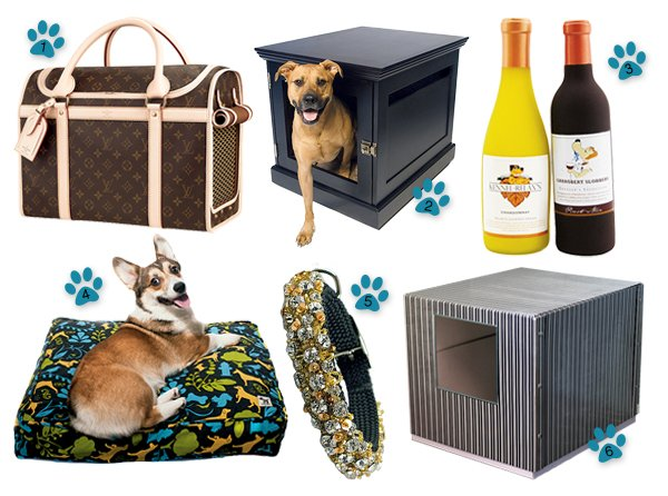 Gifts for Pampered Dogs and Cats