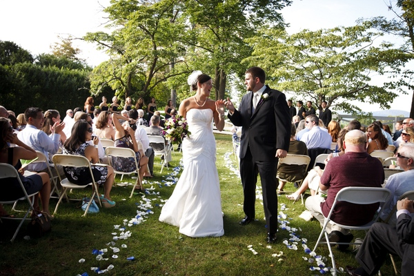 Real Wedding: Jennifer and Broocks