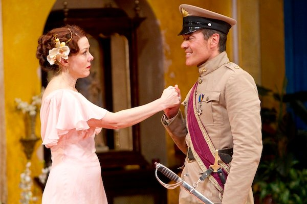 """Theater Review: """"Much Ado About Nothing"""" at Shakespeare Theatre"""