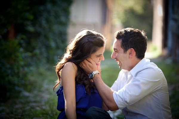 Real Engagement: Cristina and Pedro